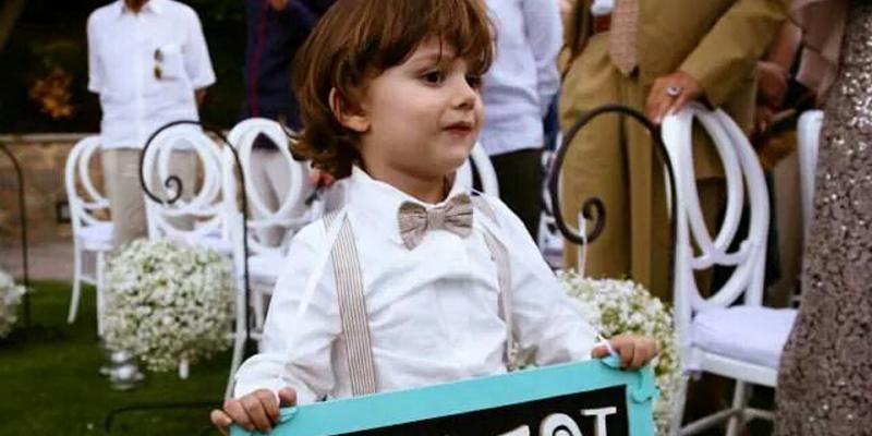 Cómo gestionar el protagonismo de los niños en las bodas