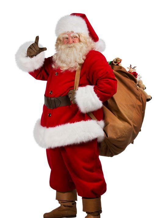 Ropa de Papa Noel