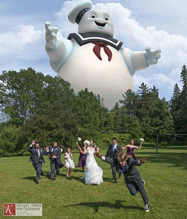 fotos boda fantasma