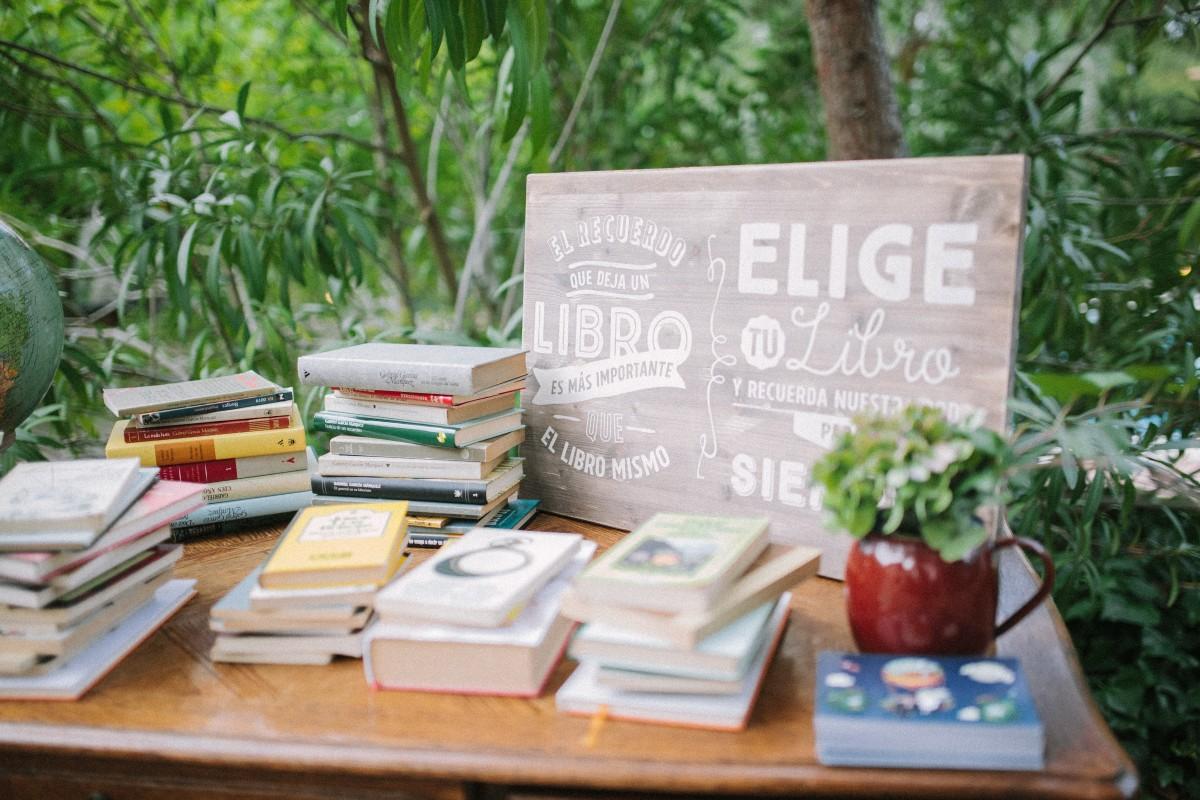 libros de boda