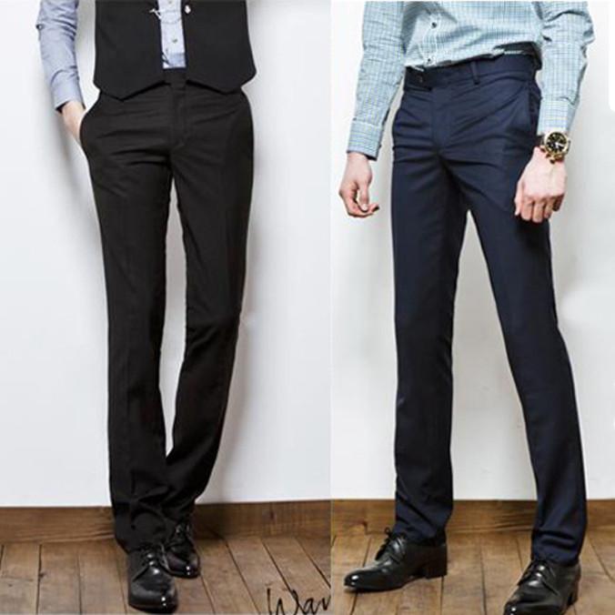 largo pantalon excesivo