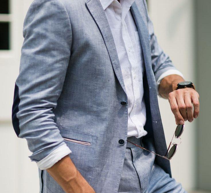 Los mejores trajes de hombre para el verano